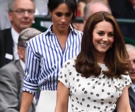 Ko je ovo očekivao: Kejt je kraljica stila, a ne Megan!