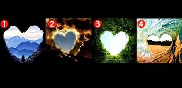 Izaberite srce sa slike i otkrijte kako vas drugi doživljavaju u ljubavi i zašto vas biraju za partnera