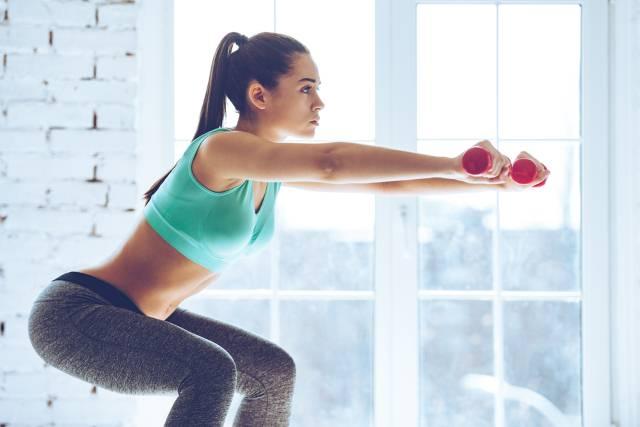 Sedmodnevni plan treninga za savršenu figuru