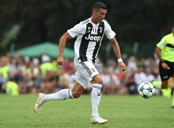 Ovako je Ronaldo obeležio dolazak u Juventus! (VIDEO)