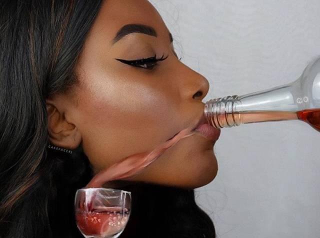 Nestvarne optičke iluzije: Šminkanje kakvo do sada niste videli!
