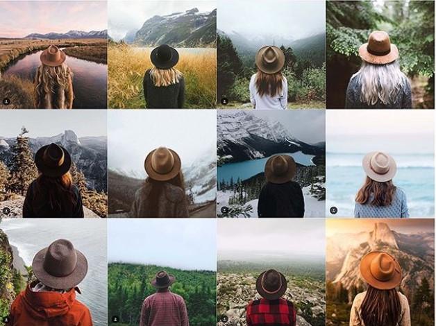 Devojka analizirala fotografije na Instagramu i – sve su iste!