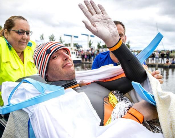 Kako izgleda telo čoveka posle 55 sati provedenih u vodi