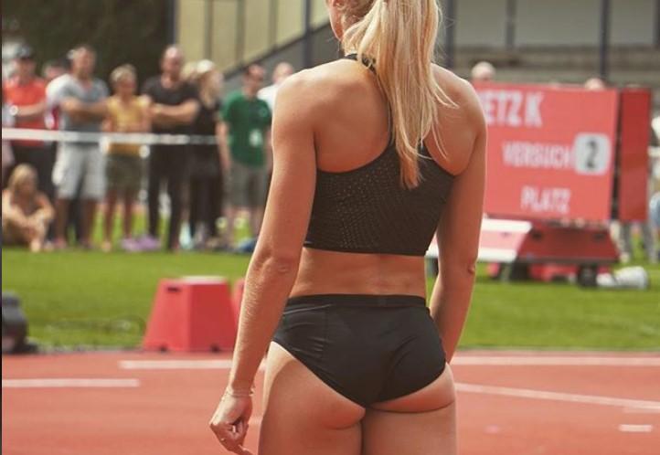 Austrijska atletičarka ostavlja sve bez daha kada se pojavi na stazi! (FOTO)