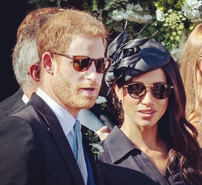 Kraljevska porodica odlučila da primeni drastične mere: Megan i Harija čuvaju stražari!