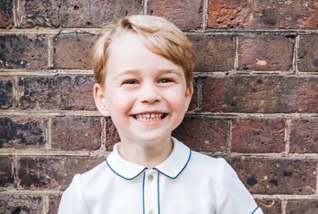 Euforično navijanje princa Džordža osvojilo sve na društvenim mrežama