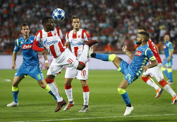Evo koju sumu novca Zvezda dobija nakon boda u meču sa Napolijem!