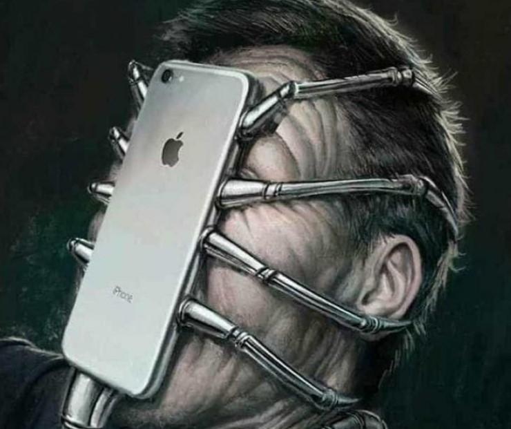 10 uznemirujućih ilustracija koje pokazuju pravo lice modernog sveta