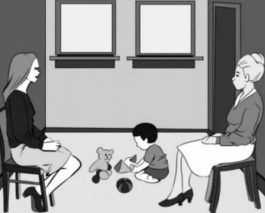 Vizuelni test: Ko je prava majka ovog deteta?