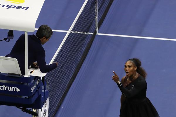 Serena Vilijams nema kome da se izvini za incident sa US Opena?