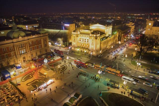 U Beogradu počinje rekonstrukcija glavnih gradskih saobraćajnica