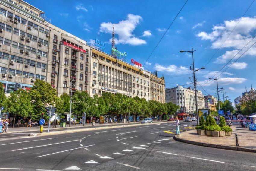 Vrabac servis u Beogradu od kraja avgusta!