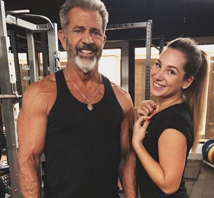 Mel Gibson Instagram