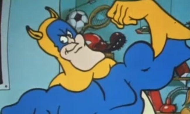 "Sećate li se crtanog filma ""Bananamen""?"