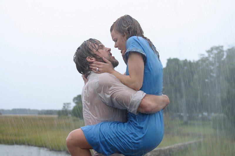 """Zašto film """"Beležnica"""" loše utiče na ljubavni život"""