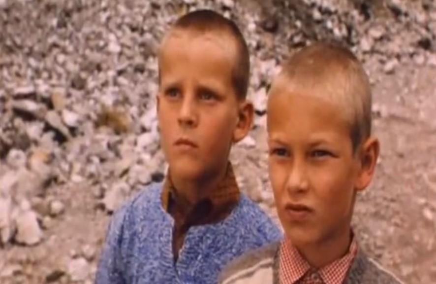 "Evo kako danas izgleda mali Halil iz filma ""Lepa sela, lepo gore"""
