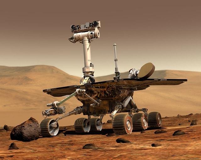 InSight poslao prvu jasnu fotografiju sa Marsa