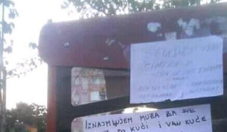 """""""Iznajmljujem muža"""": Hit oglas sa novosadske govornice zapalio društvene mreže"""