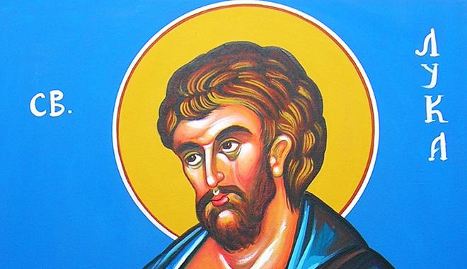 Danas je Sveti Luka – evo kakvi se običaji vezuju za ovaj praznik
