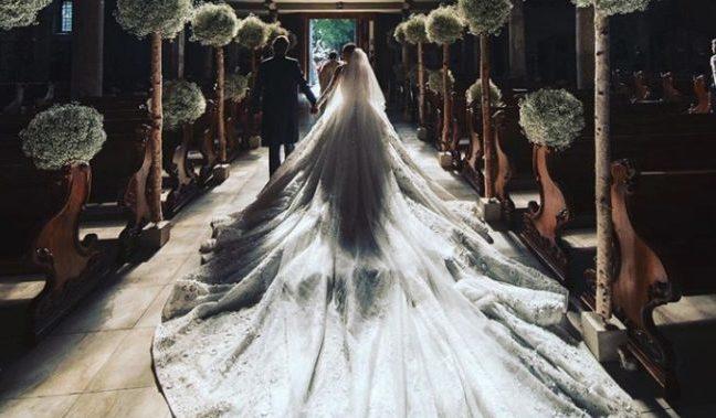 5 najskupljih venčanica ikada