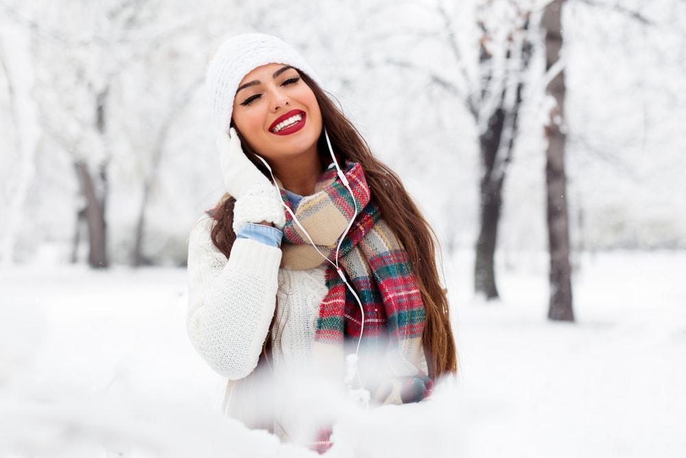 Pao prvi sneg u Srbiji!