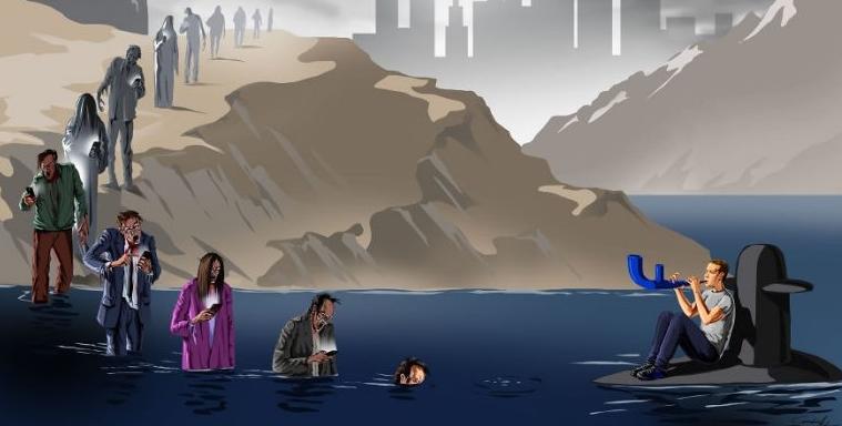 7 mračnih ilustracija koje će promeniti vaše mišljenje o svetu