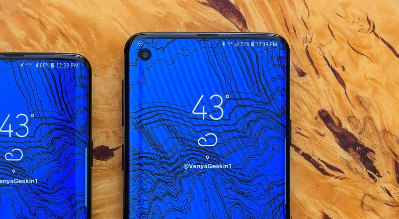 Evo kako će izgledati Samsung Galaxy S10