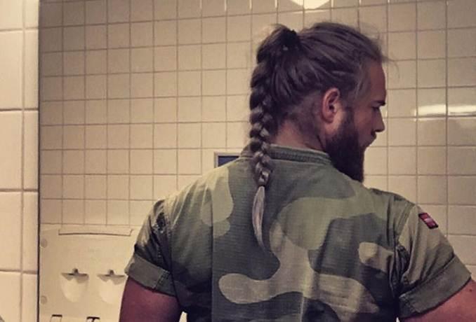 Ovog norveškog oficira nazivaju najlepšim vojnikom na svetu