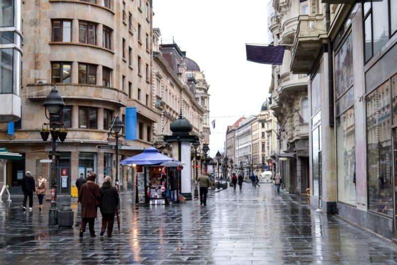 Vremenska prognoza: Kišovit i hladan dan u Srbiji