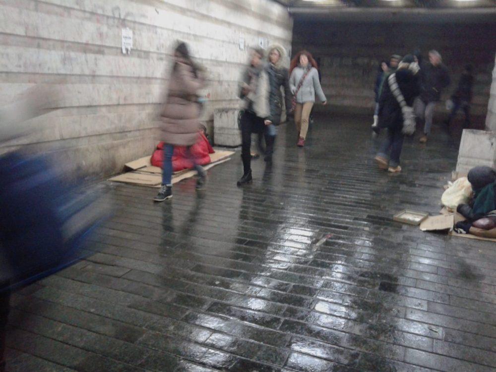 Poražavajuća fotografija iz podzemnog prolaza u centru Beograda