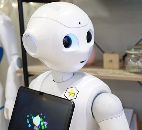 U ovom kafiću roboti uslužuju goste i pričaju viceve