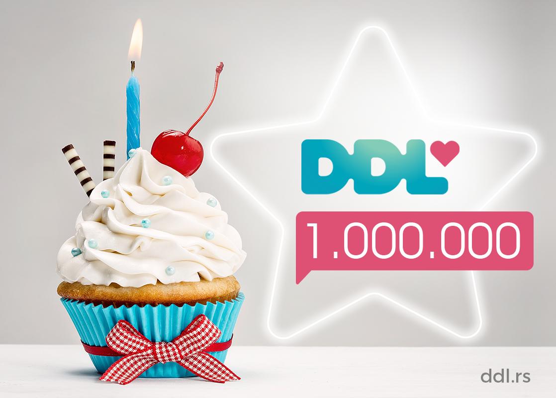 DDL.rs u decembru u top 10 najposećenijih medijskih portala u Srbiji!