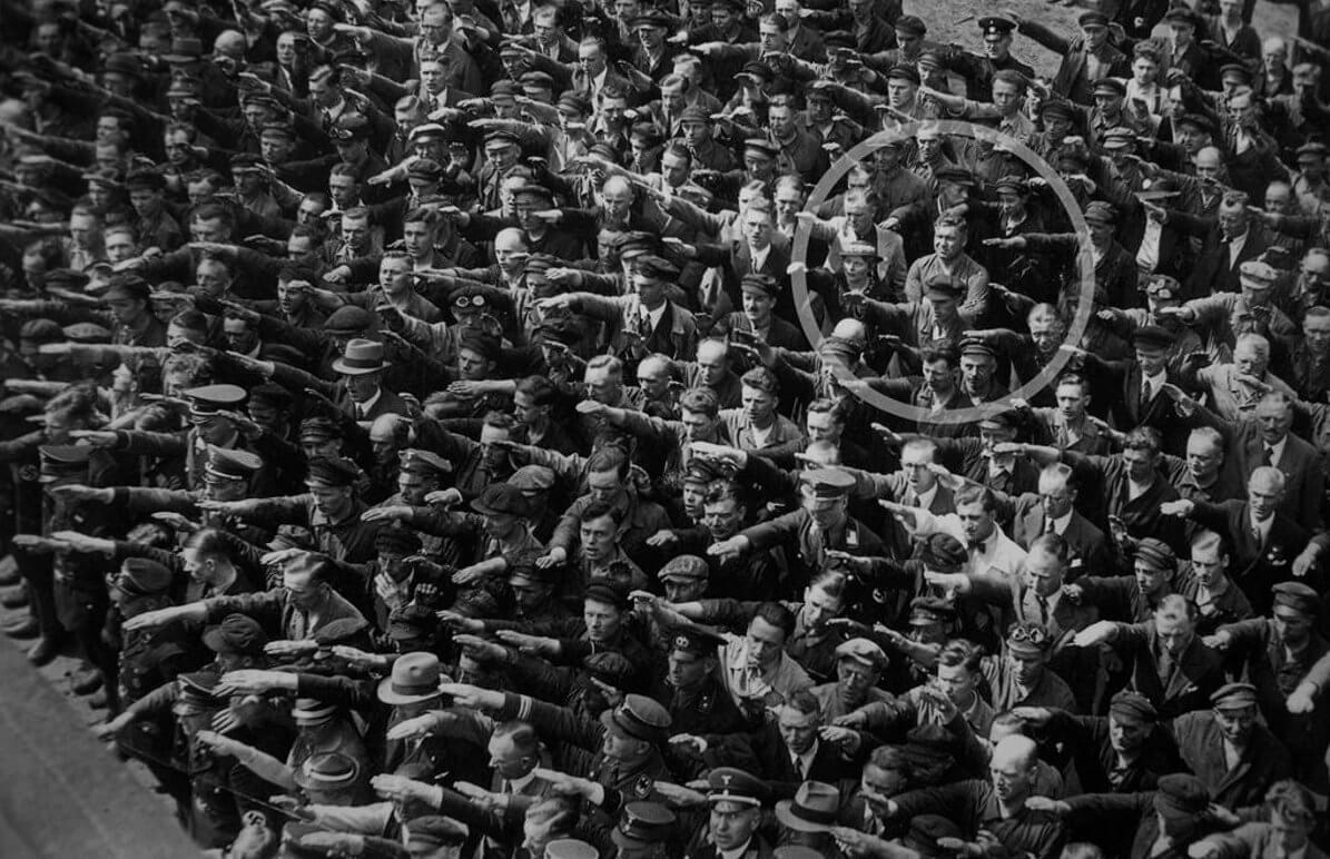 Ko je čovek koji je odbio da salutira Hitleru?