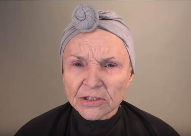 Baka pokazala kako se šminkom postiže mlađi izgled