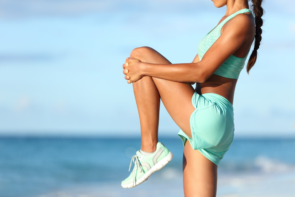Najjednostavnija vežba za vitke i zategnute noge