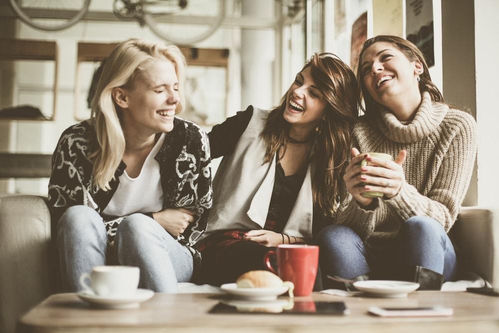 Žene moraju da se druže da bi bile zdravije