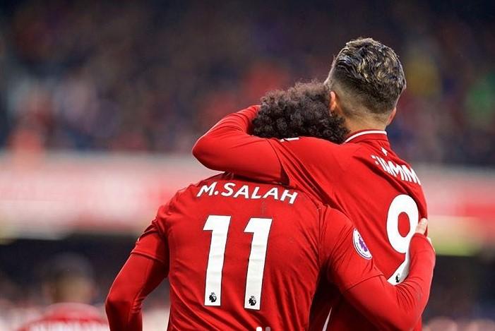 Mohamed Salah je trenutno da izuzetno dugačkom postu u Premijer ligi!