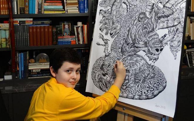 Dečak iz Srbije o kom su pisali svi svetski mediji