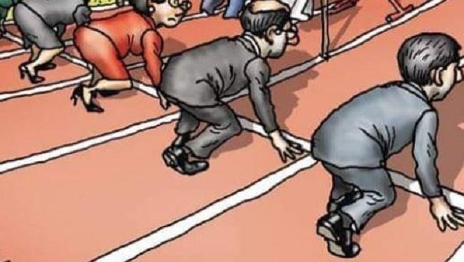 Karikatura koje savršeno oslikava sa čime se žene danas susreću