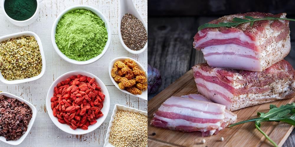 Kako nove namirnice utiču na naš organizam