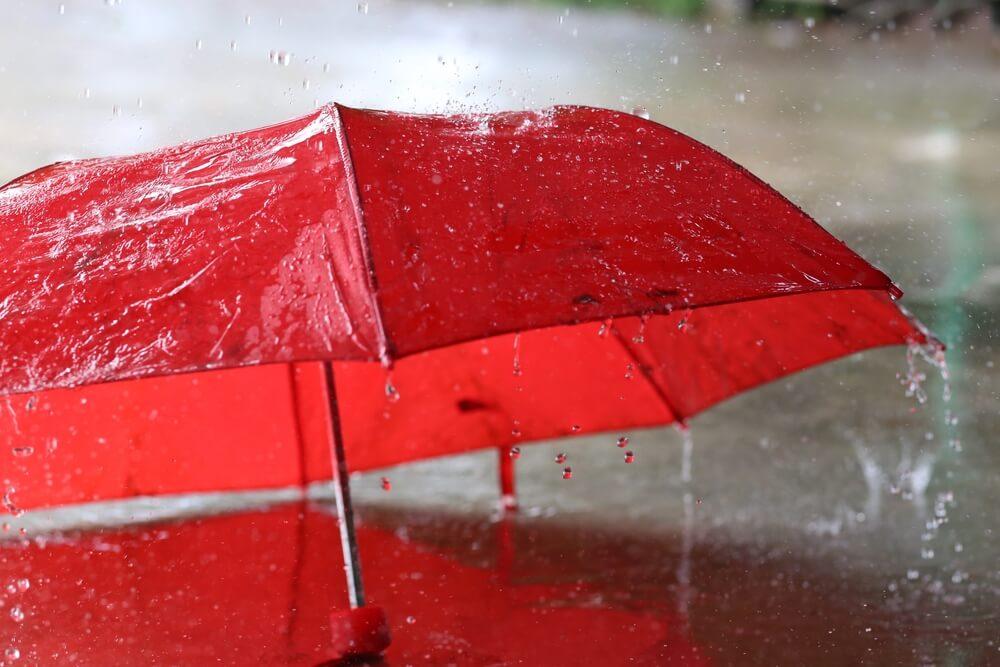 Obojena kiša u Srbiji?