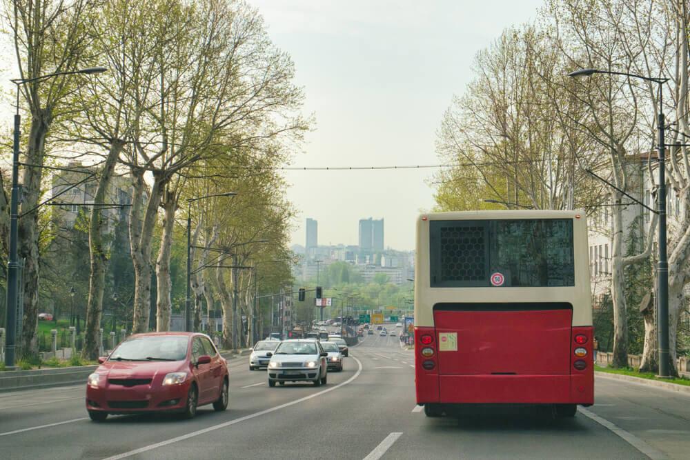 Novi režim saobraćaja od 1. decembra!
