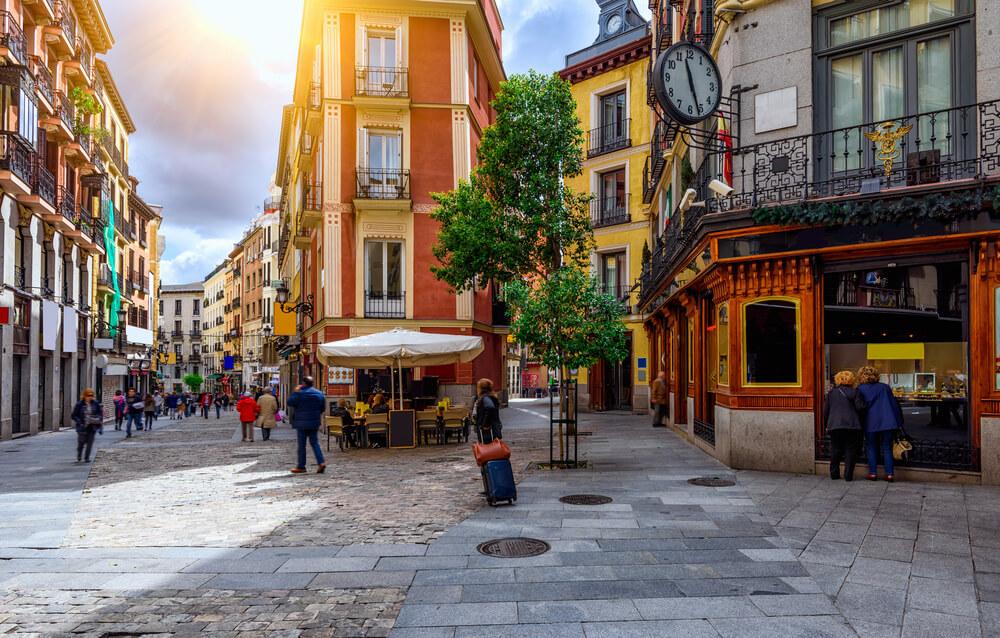 Madrid iz perspektive Pedra Almodovara