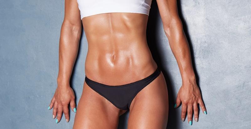 Hale Beri savetuje šta je neophodno za savršene trbušnjake
