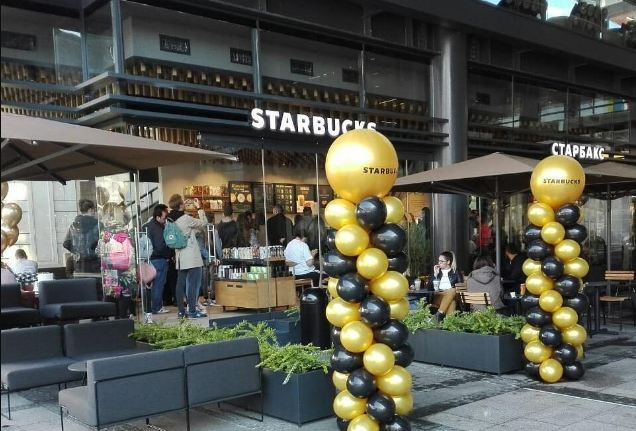 Otvoren prvi Starbucks u Beogradu