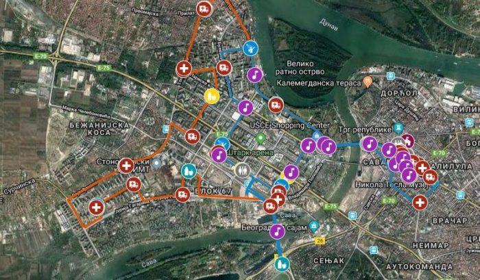 Beogradski maraton zatvara ulice u nedelju