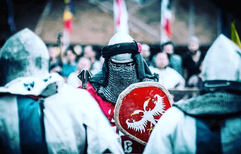 Smederevska tvrđava, poprište savremenog viteštva