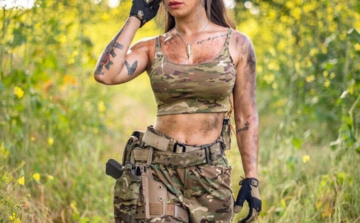 "Izraelska ""Kraljica oružja"" je nova Lara Kroft!"