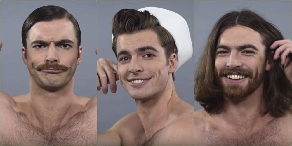 Kako su se menjali standardi muške lepote tokom godina