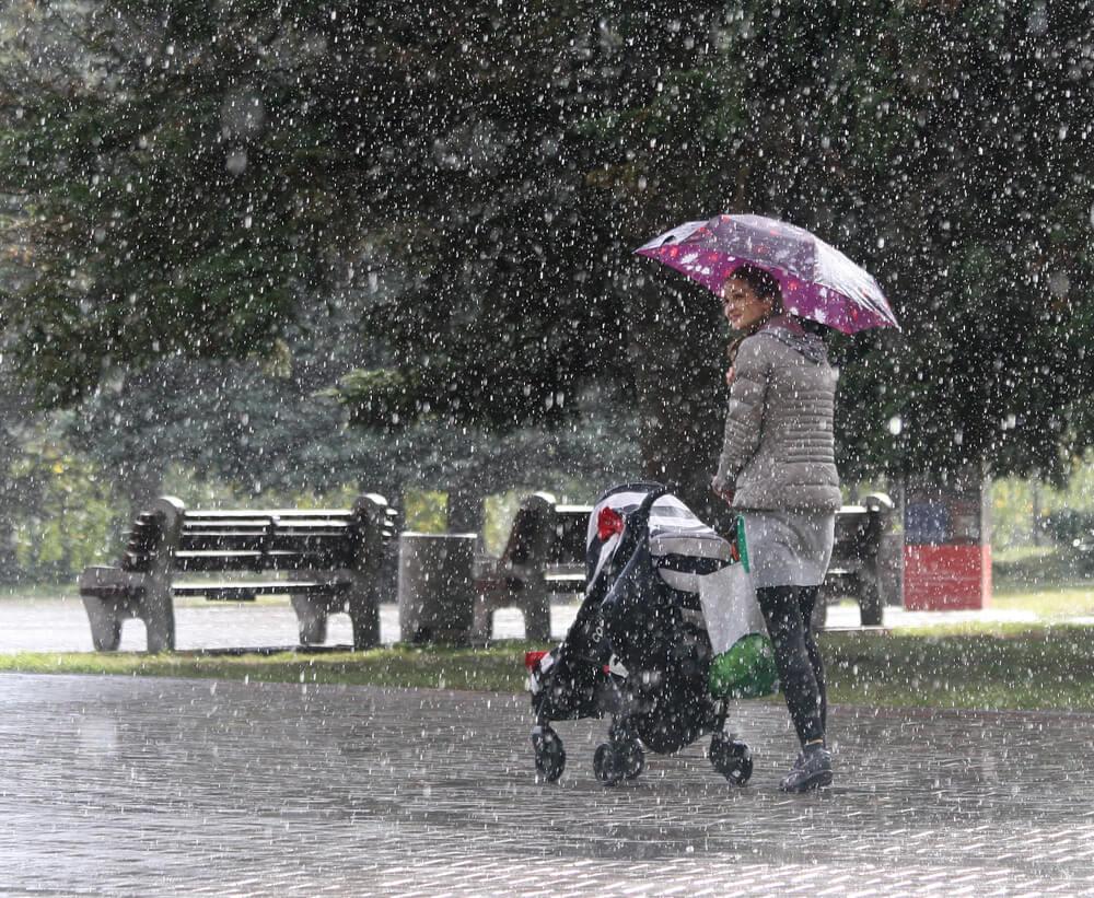 Vremenska prognoza: Danas se očekuje naoblačenje s kišom